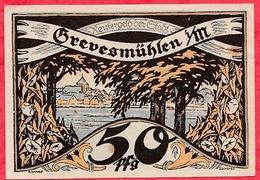 Allemagne 1 Notgeld De 50 Pfenning  Stadt Camp Trevesmühlen Dans L 'état  N °3119 - [ 3] 1918-1933 : République De Weimar