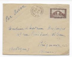 ALGERIE - 1941 - ENVELOPPE De BIR KASDALI (CONSTANTINE) - Algérie (1924-1962)