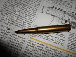 PAS COURANTE . ....1943 .. BLEUE  . .))))))))))))..))))))))))))) - Armes Neutralisées