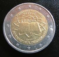 Germany - Allemagne - Duitsland   2 EURO 2007 F  Rome      Speciale Uitgave - Commemorative - Allemagne