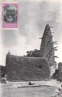 MALI  BAMAKO Et  Environs Une Petite Mosquée à KOULIKORO (Timbre  Stamp SOUDAN FRANCAIS) *PRIX FIXE - Mali