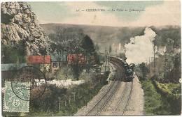 50 - 1908 - Cherbourg - La Vallée De Quincampoix - Cherbourg