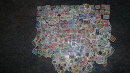 Lot De 1130 Timbre AFRIKA - Briefmarken