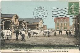 50 - 1922 - La Bonne Ville - Ferme Modèle De La Haute Borne - France