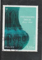 FRANCE 2013 THEODORE DECK YT 4797 OBLITERE -                                              TDA275 - France
