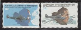 B8 - AAT 35 / 36 ** MNH De 1979 - AMIRAL BYRD En ANTARCTIQUE - - Territoire Antarctique Australien (AAT)