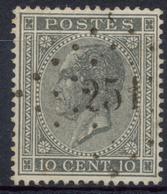 Nr.  17  :  Momignies - 1865-1866 Linksprofil