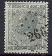 Nr.  17  :  Néchin - 1865-1866 Linksprofil