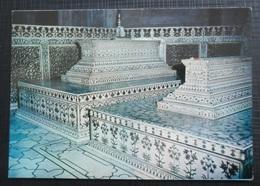 INDIA,  Agra - Tombs Inside Taj Mahal - Inde