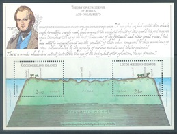 COCOS - MNH/*** LUXE  - 1981 -  DARWIN - Yv BLOC 1 - Lot 18883 - Cocos (Keeling) Islands