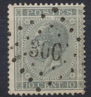 Nr.  17  :  Puers - 1865-1866 Linksprofil
