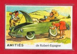 55-CPSM ROBERT ESPAGNE - France