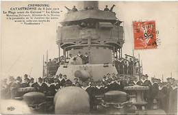 50 -1912 - Cherbourd - Catastrophe Du 8 Juin 1912 - Cherbourg
