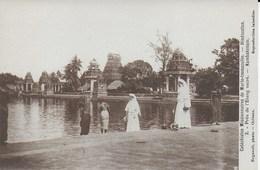 Inde - Kumbakonam : Catéchistes Missionnaires De Marie Immaculée - Hindoustan Carte N°2 Près De L'étang Sacré - Inde