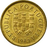Monnaie, Portugal, Escudo, 1983, TB+, Nickel-brass, KM:614 - Portugal