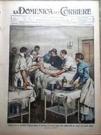 La Domenica Del Corriere 27 Marzo 1910 Heyse Candiani Pasqua Gesù Alsazia-Lorena - Books, Magazines, Comics