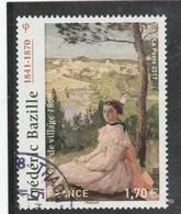 FRANCE 2017 FREDERIC BAZILLE OBLITERE - YT 5122 - - France