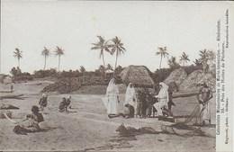 Inde - Catéchistes Missionnaires De Marie Immaculée - Hindoustan Carte N°10 Près D'une Huttes De Pêcheurs - Inde