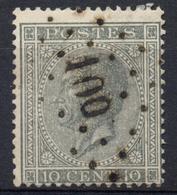 Nr.  17  :  Dottignies - 1865-1866 Linksprofil