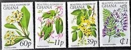 # Ghana 1978**Mi.779-82  Flowers , MNH  [23;63] - Other