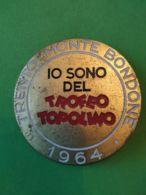 SPORT INVERNALI SPILLE  Trofeo Topolono Bondone 1964 - Italy