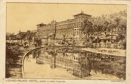 VIDAGO - Palace Hotel, Sobre O Lago - Fachada - PORTUGAL - Vila Real