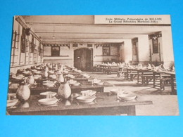 """63 ) Billom - école Militaire Préparatoire """" Le Grand Réfectoire Maréchal-joffre """" - Année  - EDIT- Mosnier - France"""