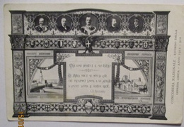 Italien Concordia Nazionale Impresa Libica Anno 1911 - 1912 (80145) - Guerre 1914-18