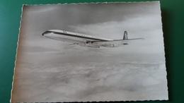 CPSM AVION COMET 4 B DE LA COMPAGNIE OLYMPIC AIRWAYS ED P I DANS LE CIEL DE FRANCE - 1946-....: Ere Moderne