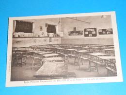 """63 ) Billom - école Militaire Préparatoire """" La Salle De Dessin """" - Année  - EDIT- Mosnier - France"""