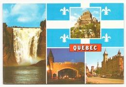 CANADA QUEBEC - Québec - La Citadelle