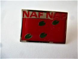 PINS NAF NAF ROUGE  / 33NAT - Trademarks