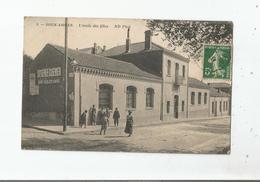 SOUK ARHAS 9 L'ECOLE DES FILLES 19121 - Souk Ahras