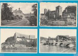 BELGIË Moresnet, Ouren, Esneux, Sy, Flemalle, Hoei, Lot Van 62 Postkaarten. - Cartes Postales