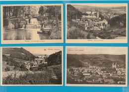 BELGIË Malmedy, Stavelot, Trois Ponts, Verviers, Robertville, Weismes, Lot Van 64 Postkaarten. - Cartes Postales