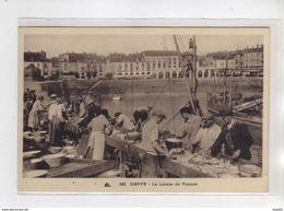 DIEPPE - Le Lavage Du Poisson - Très Bon état - Dieppe