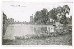 Brugge, Bruges, Het Minnewater (pk55014) - Brugge