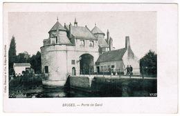 Brugge, Bruges, Porte De Gand (pk55016) - Brugge