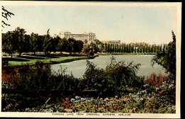 WD393 ADELAIDE  - TORRENS LAKE FROM CRESWELL GARDENS - Adelaide