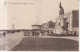 Boulogne Sur Mer La Digue 1925 - Boulogne Sur Mer