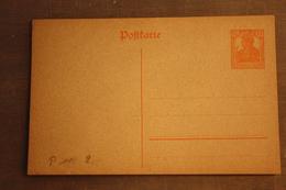 ( 2162 ) GS DR  P 110 I  *  -   Erhaltung Siehe Bild - Stamped Stationery