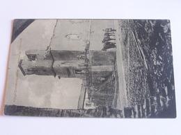 Kriegs Erinnerungskarta - Kirche In Vaucourt - Sonstige