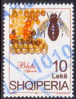 Albania 1995 Mi #2559I 10l VF Used Bee - Albania
