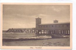 Seltene Alte AK  LIEBAU - Liepaja / Lettland  - Herrenbad - Ca. 1920 - Latvia