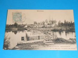 56 ) Montertelot - N° 141 -  - Année  - EDIT : Bailly - Autres Communes