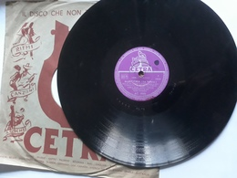 Cetra   -  1955.  Serie AC  Nr. 3086  -   Latilla, Boni, Cinico Angelini - 78 Rpm - Schellackplatten
