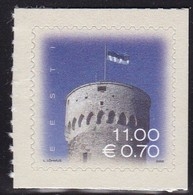 Estland 2006, 539, Nationalflagge Auf Dem Langen Hermann. MNH ** - Estonia