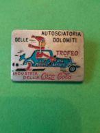 SPORT INVERNALI SPILLE  5° Autosciatoria Dolomiti Lavarone 1968 - Italy