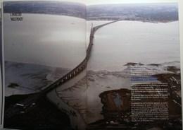 Brochure Bilan 1989 Du Groupe CGI Informatique TBelles Illustr. (thème Des PONTS) ****  Voir 2 Scans ***  /J5 - Economie