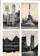 GENT / VERZAMELING VAN 120 POSTKAARTEN - Gent